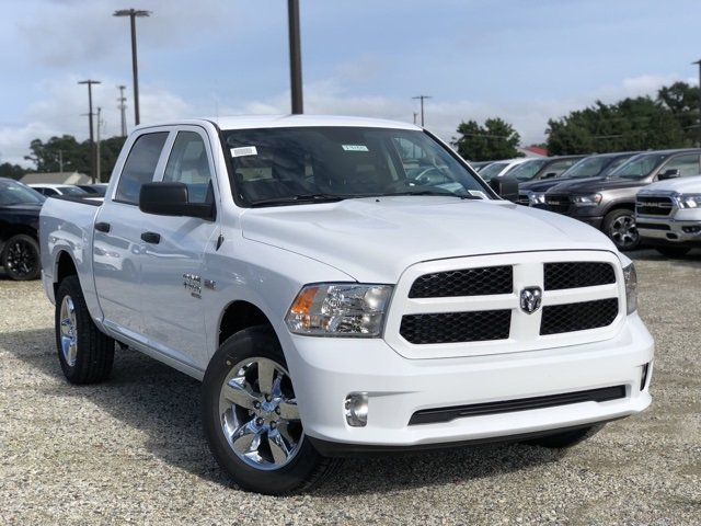 2019 Ram 1500 Crew Cab 4x4,  Pickup #J9135 - photo 1