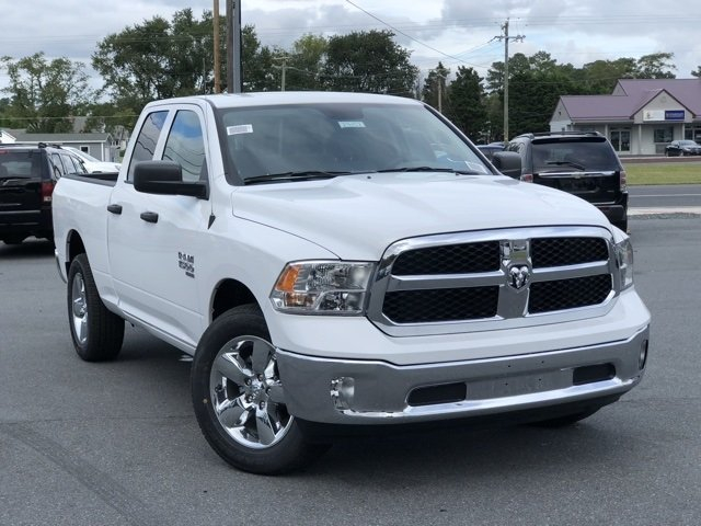 2019 Ram 1500 Quad Cab 4x4,  Pickup #J9157 - photo 1