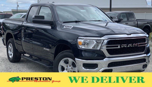 2019 Ram 1500 Quad Cab 4x4,  Pickup #J9162 - photo 1