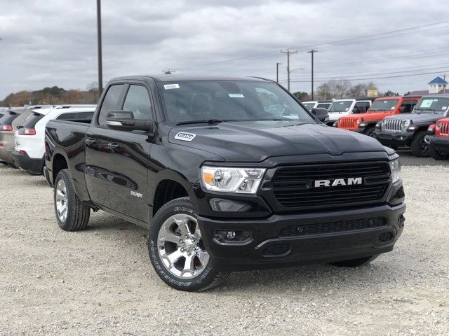 2019 Ram 1500 Quad Cab 4x4,  Pickup #J9209 - photo 1