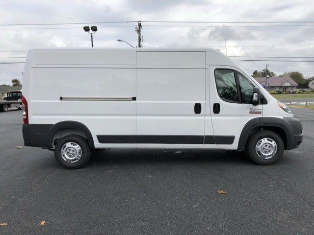 2018 ProMaster 2500 High Roof FWD,  Empty Cargo Van #JE122839 - photo 3