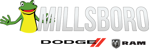 Millsboro Chrysler Dodge Jeep Ram logo