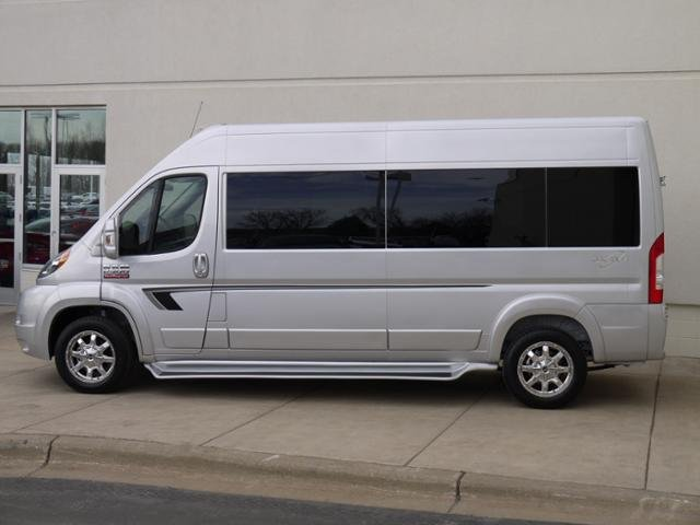 2017 ProMaster 2500 High Roof Passenger Wagon #N15115 - photo 2