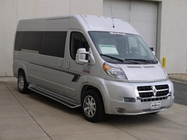 2017 ProMaster 2500 High Roof Passenger Wagon #N15115 - photo 3