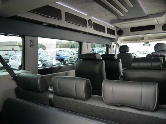 2017 ProMaster 2500 High Roof Passenger Wagon #N15115 - photo 8