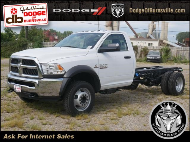 2017 Ram 5500 Regular Cab DRW 4x4 Cab Chassis #N180190 - photo 1
