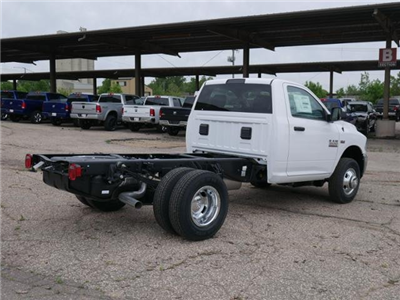 2017 Ram 3500 Regular Cab DRW 4x4 Cab Chassis #N18699 - photo 2