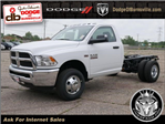 2017 Ram 3500 Regular Cab DRW 4x4 Cab Chassis #N18699 - photo 1