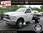2017 Ram 3500 Regular Cab DRW 4x4 Cab Chassis #N18742 - photo 1