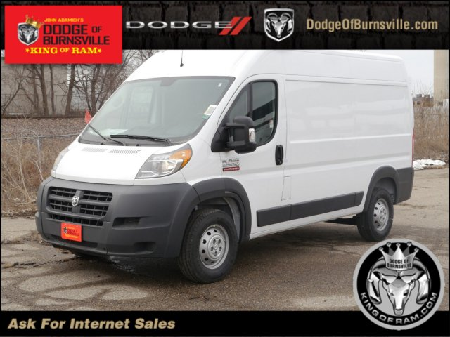 2018 ProMaster 2500 High Roof, Cargo Van #N25093 - photo 1