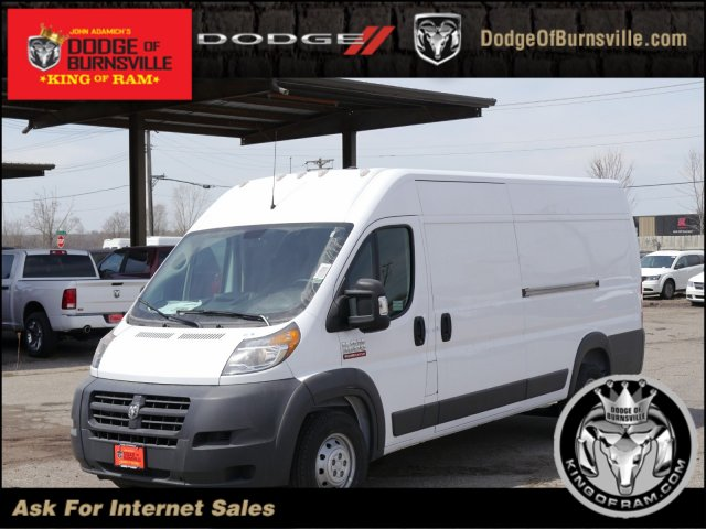 2018 ProMaster 3500 High Roof 4x2,  Empty Cargo Van #N25100 - photo 1