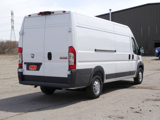 2018 ProMaster 3500 High Roof 4x2,  Empty Cargo Van #N25100 - photo 3