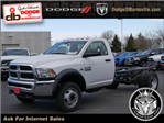 2018 Ram 5500 Regular Cab DRW 4x4 Cab Chassis #N28079 - photo 1