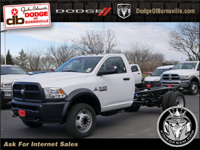 2018 Ram 5500 Regular Cab DRW 4x4 Cab Chassis #N28082 - photo 1