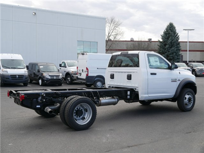 2018 Ram 5500 Regular Cab DRW 4x4 Cab Chassis #N28082 - photo 2