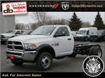 2018 Ram 5500 Regular Cab DRW 4x4 Cab Chassis #N28092 - photo 1