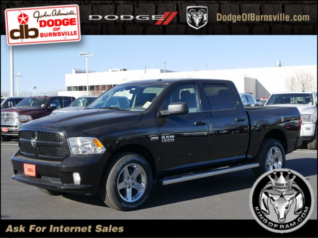 2018 Ram 1500 Crew Cab 4x4 Pickup #N28114 - photo 1