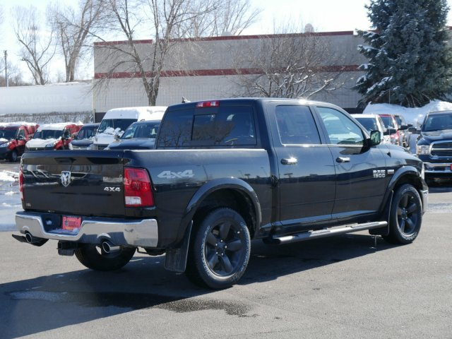 2018 Ram 1500 Crew Cab 4x4,  Pickup #N28362 - photo 2