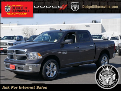 2018 Ram 1500 Crew Cab 4x4, Pickup #N28410 - photo 1