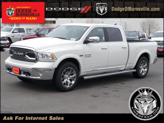 2018 Ram 1500 Crew Cab 4x4, Pickup #N28484 - photo 1
