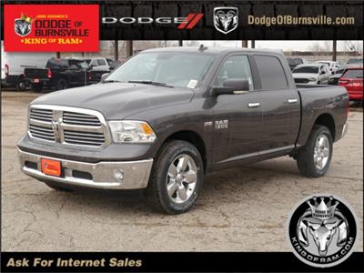 2018 Ram 1500 Crew Cab 4x4, Pickup #N28493 - photo 1