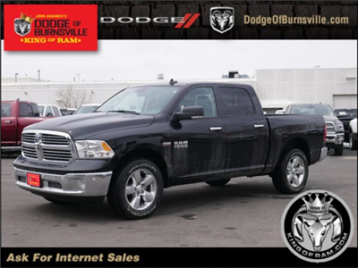 2018 Ram 1500 Crew Cab 4x4, Pickup #N28542 - photo 1