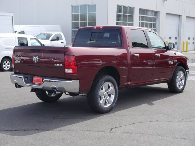 2018 Ram 1500 Crew Cab 4x4, Pickup #N28549 - photo 2