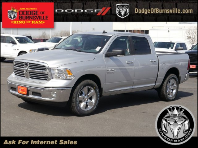 2018 Ram 1500 Crew Cab 4x4, Pickup #N28550 - photo 1