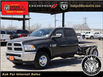 2018 Ram 3500 Crew Cab DRW 4x4,  Cab Chassis #N28559 - photo 1
