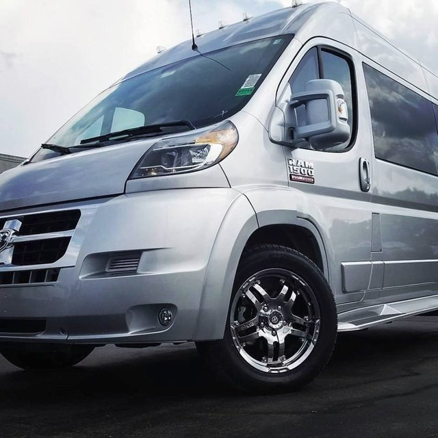 2017 ProMaster 1500 High Roof Passenger Wagon #M170282 - photo 10