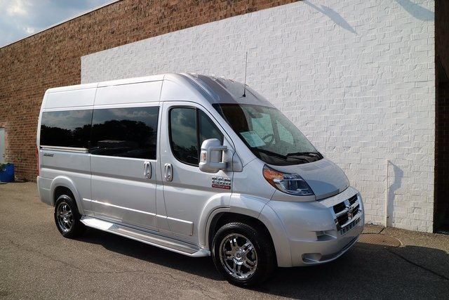 2017 ProMaster 1500 High Roof, Passenger Wagon #M170282 - photo 5