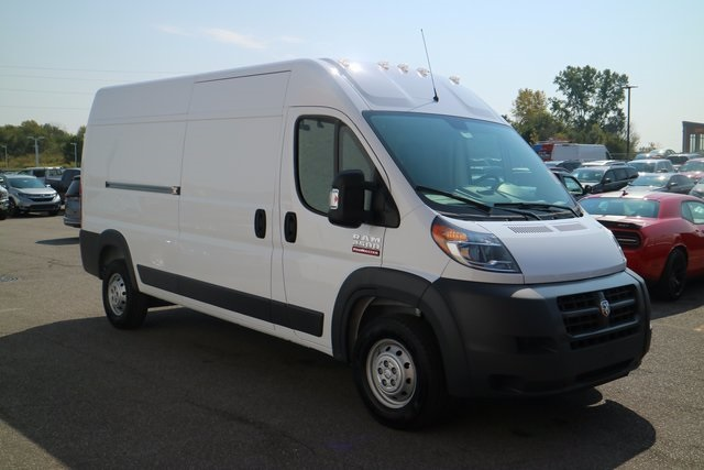 2017 ProMaster 2500 High Roof, Cargo Van #M170302 - photo 8