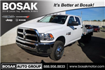 2017 Ram 3500 Crew Cab DRW 4x4, Monroe Platform Body #M170428 - photo 1