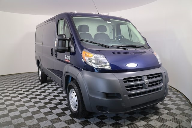 2017 ProMaster 1500 Low Roof, Cargo Van #M17426 - photo 8