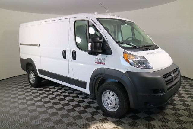 2017 ProMaster 1500 Low Roof, Cargo Van #M17657 - photo 8
