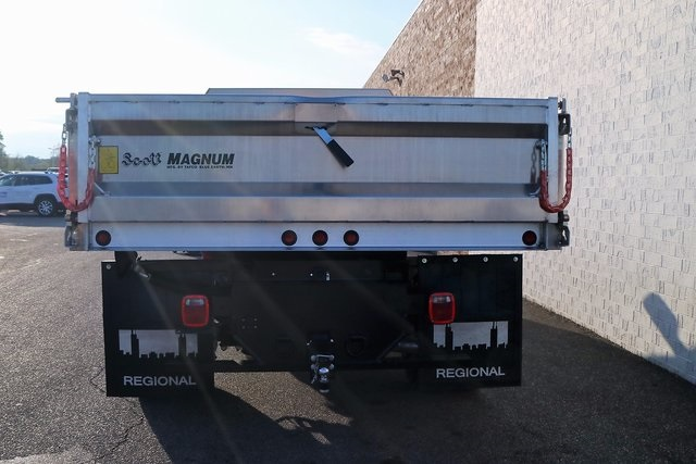 2018 Ram 5500 Crew Cab DRW 4x4, Tafco Dump Body #M18062 - photo 4