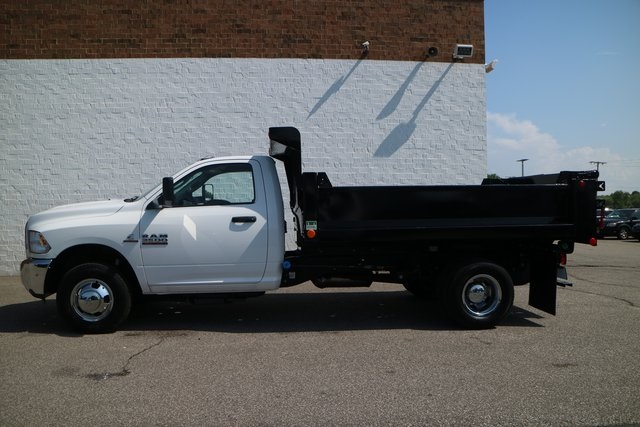 2018 Ram 3500 Regular Cab DRW 4x2,  Galion Dump Body #M18075 - photo 3