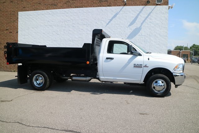 2018 Ram 3500 Regular Cab DRW 4x2,  Galion Dump Body #M18075 - photo 6