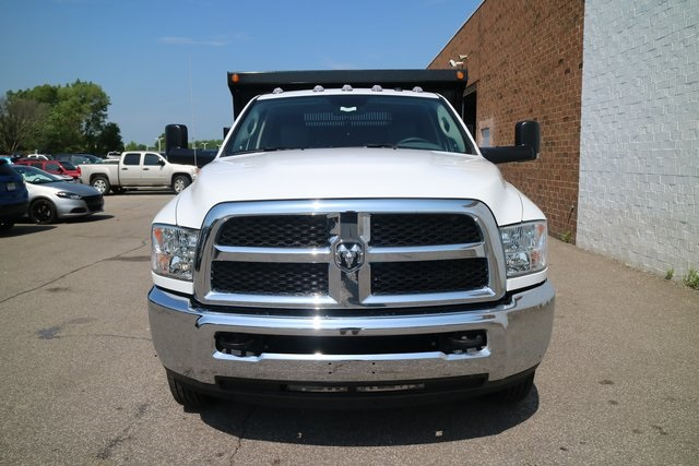 2018 Ram 3500 Regular Cab DRW 4x2,  Galion Dump Body #M18075 - photo 8