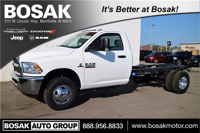 2018 Ram 3500 Regular Cab DRW, Cab Chassis #M18075 - photo 1