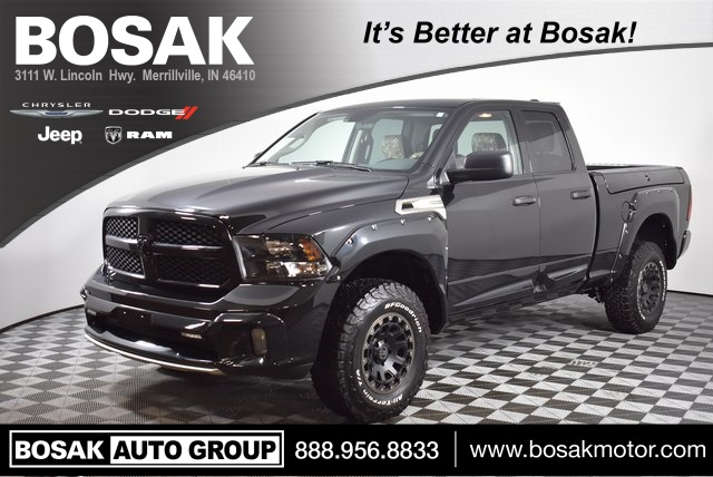 2018 Ram 1500 Quad Cab 4x4,  Pickup #M18101 - photo 1