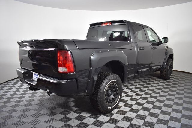 2018 Ram 1500 Quad Cab 4x4,  Pickup #M18101 - photo 5