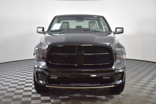 2018 Ram 1500 Quad Cab 4x4,  Pickup #M18101 - photo 8