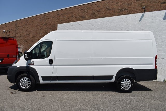 2018 ProMaster 3500 High Roof FWD,  Empty Cargo Van #M181029 - photo 3
