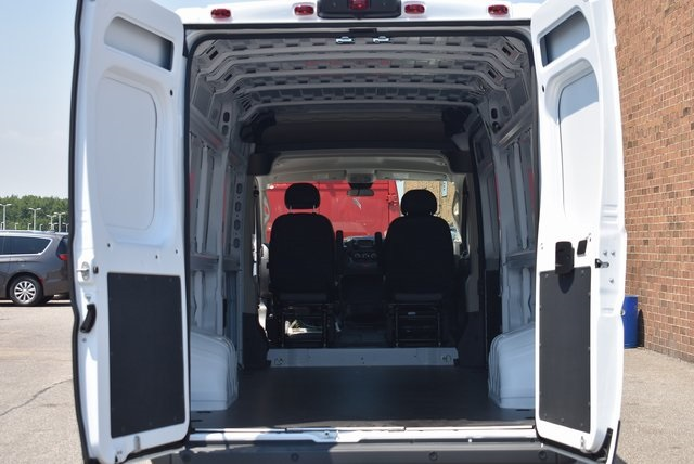 2018 ProMaster 3500 High Roof FWD,  Empty Cargo Van #M181029 - photo 34
