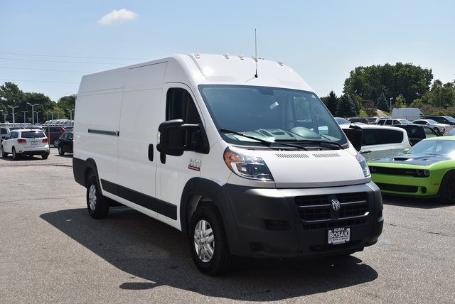 2018 ProMaster 3500 High Roof FWD,  Empty Cargo Van #M181029 - photo 7