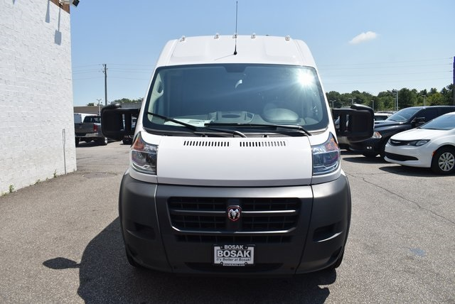 2018 ProMaster 3500 High Roof FWD,  Empty Cargo Van #M181029 - photo 8