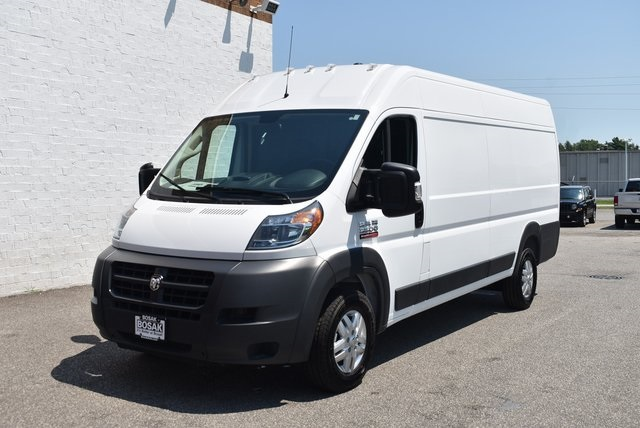 2018 ProMaster 3500 High Roof FWD,  Empty Cargo Van #M181029 - photo 9