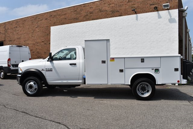 2018 Ram 4500 Regular Cab DRW 4x2,  Reading Service Body #M181076 - photo 3