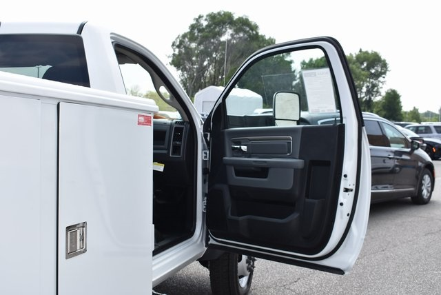 2018 Ram 4500 Regular Cab DRW 4x2,  Reading Service Body #M181076 - photo 29